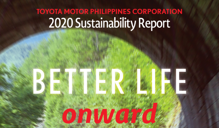 TMP 2020 Sustainability Report: Better Life Onward