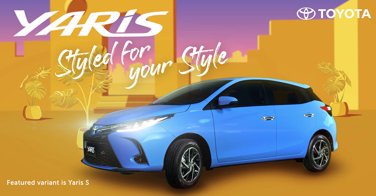 What Makes the New Yaris Stand Out? [WATCH THIS]