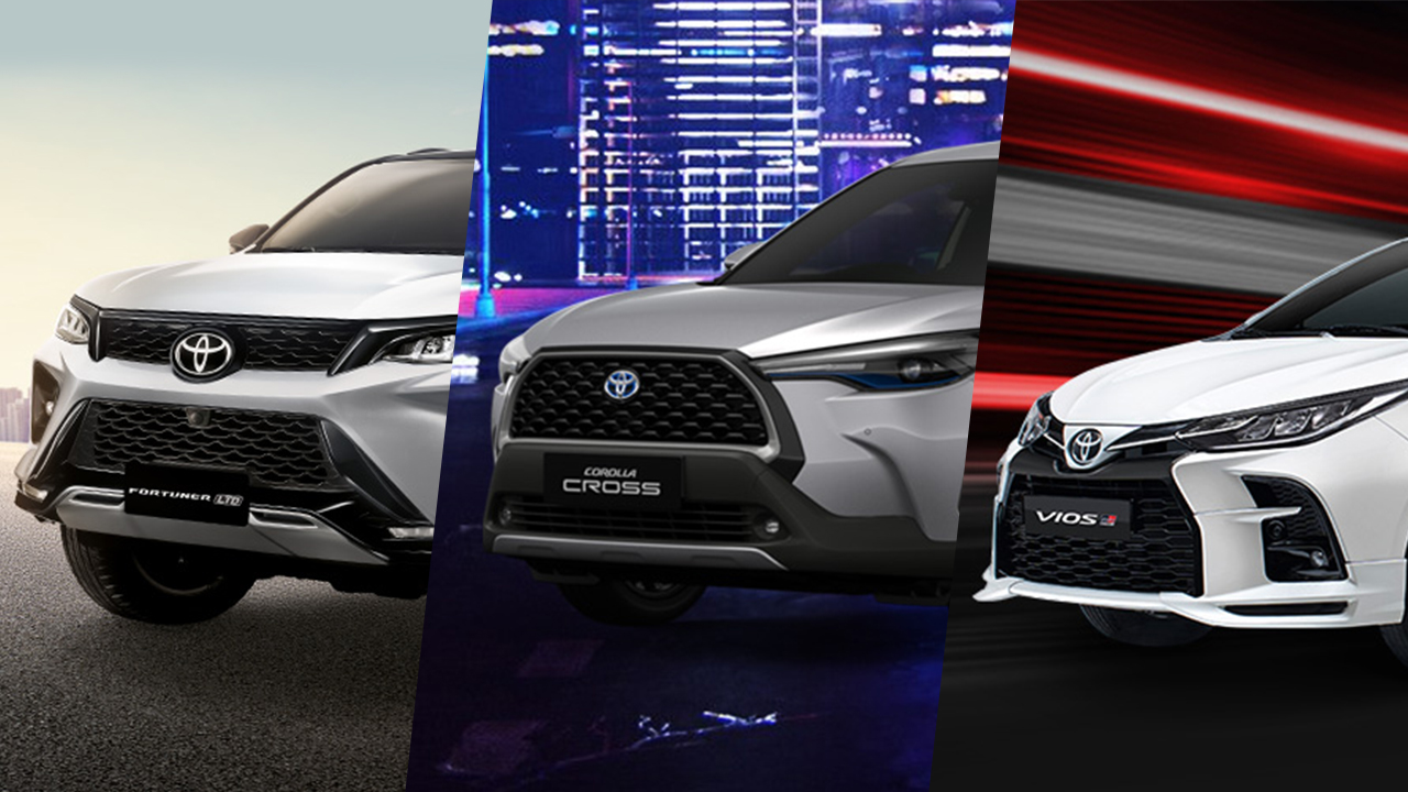 Toyota named Most Reliable Car Brand at Top Gear Philippines Awards 2020