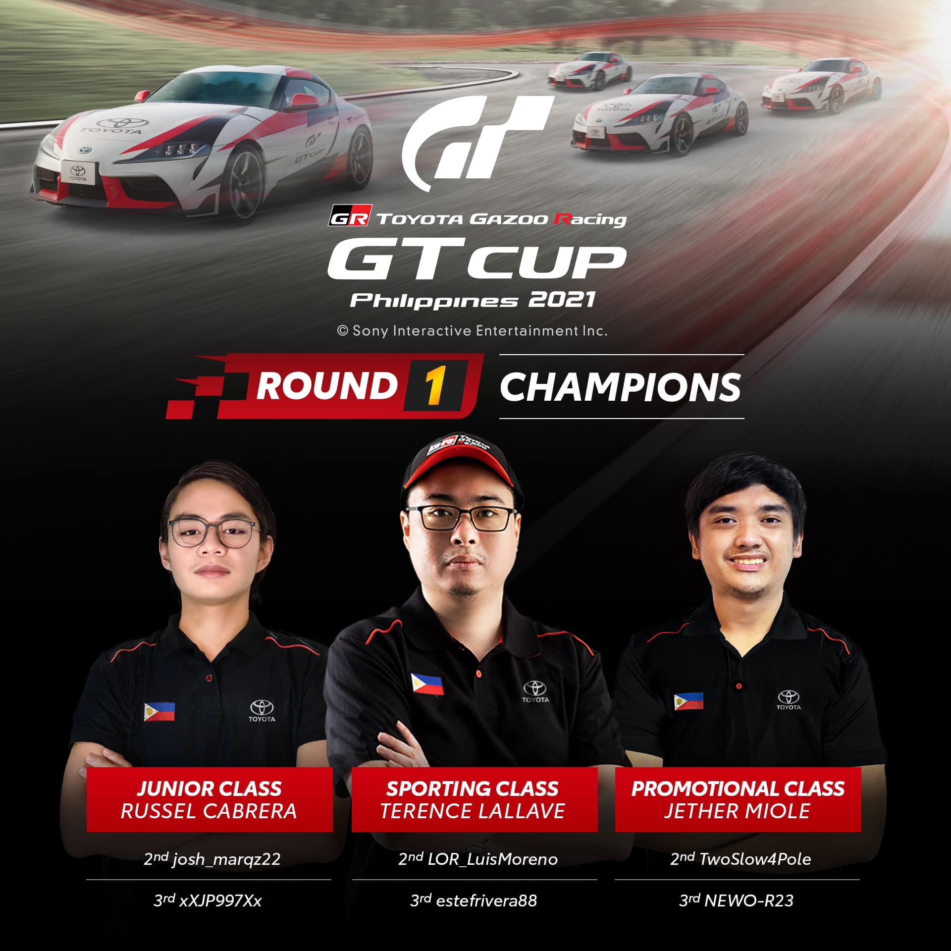 2021 TOYOTA GAZOO Racing GT Cup Wraps Up First Round of Races