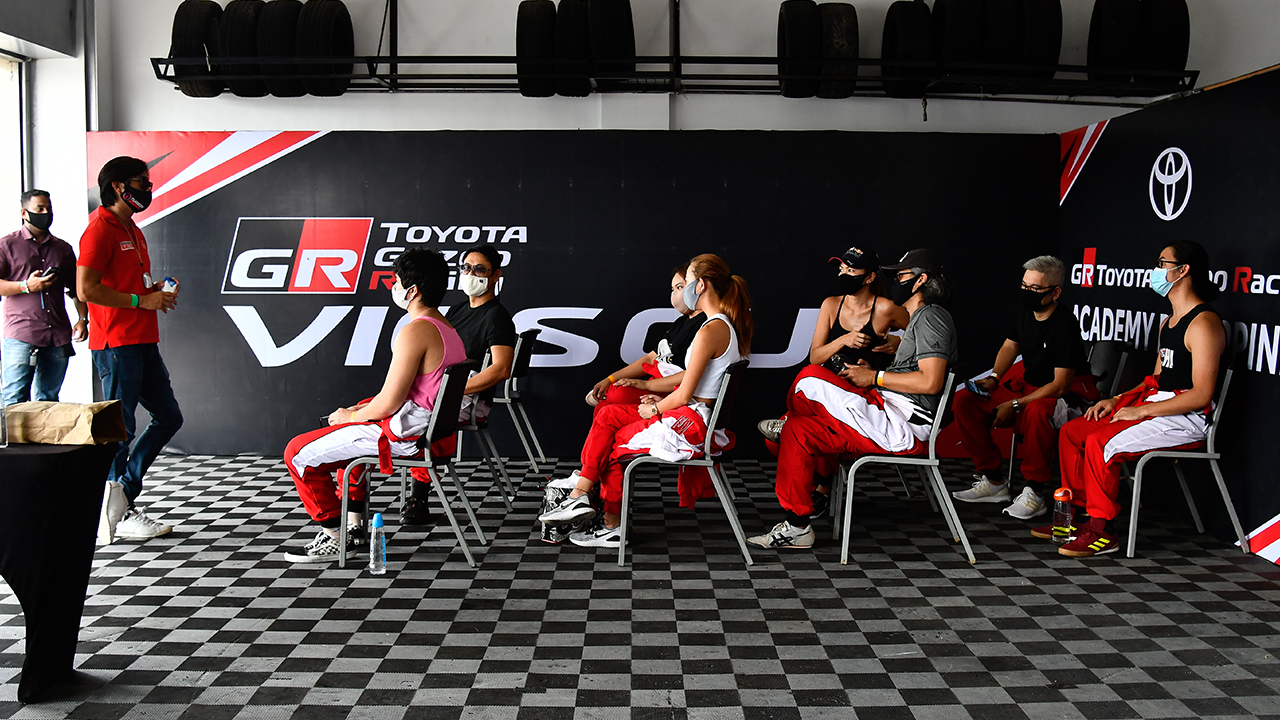 TOYOTA GAZOO Racing Academy PH is back in session, revs up for this year's Vios Cup