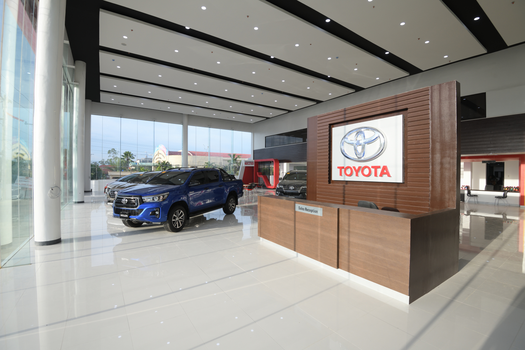 Toyota Customer Assistance Center Resumption of Operations
