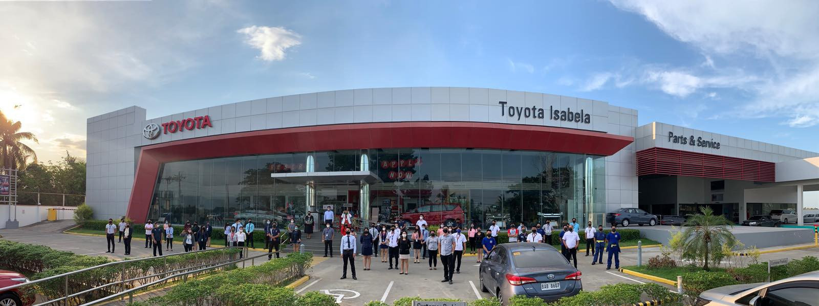 Toyota's New Products And Services For The New Normal