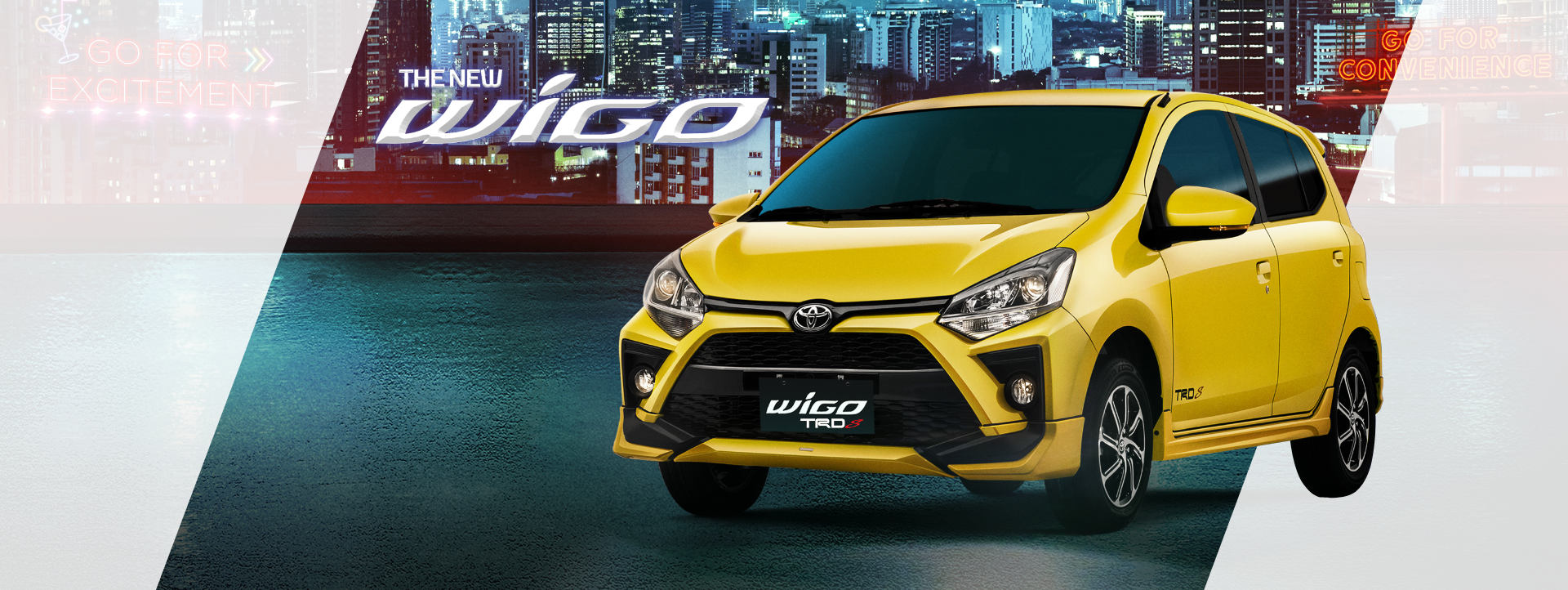 Go For It With The New Wigo!