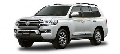 Land Cruiser LC 200 Premium